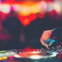 profissão DJ