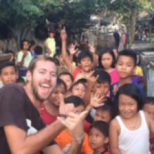 Lucas e as crianças